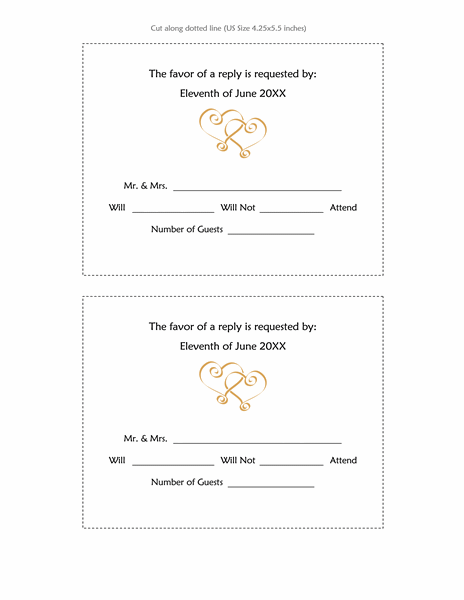 Microsoft Word 2013 Wedding Invitation Templates – Microsoft Word Invitation Template
