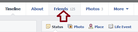 how to find new friends on facebook by city