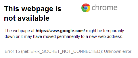 unable-to-connect-to-google
