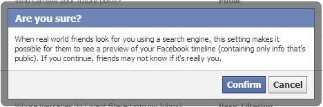 How to Hide Facebook Profile from Search Engines | Online Inspirations