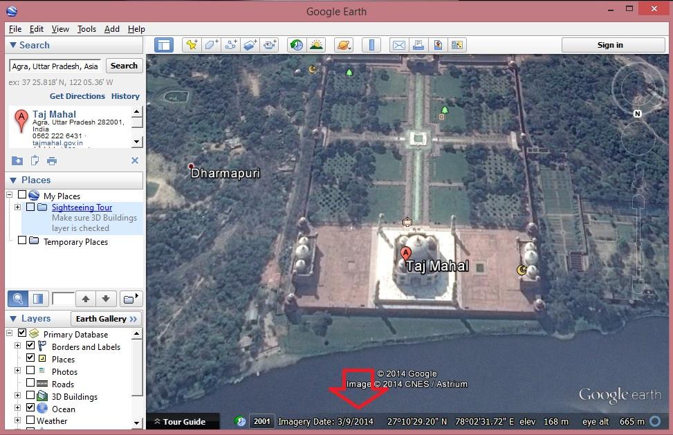 Find When Google Maps Satellite Image Taken Online Inspirations - Recent google maps satellite images